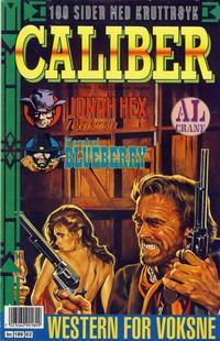 Cover Thumbnail for Caliber (Semic, 1994 series) #2/1995