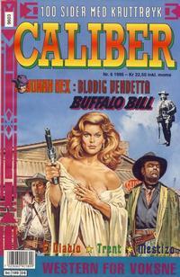 Cover Thumbnail for Caliber (Semic, 1994 series) #6/1995