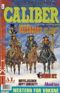 Cover Thumbnail for Caliber (Semic, 1994 series) #1/1996