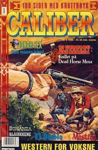 Cover Thumbnail for Caliber (Semic, 1994 series) #2/1996