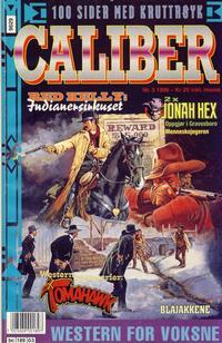 Cover Thumbnail for Caliber (Semic, 1994 series) #3/1996