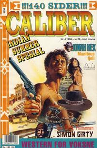 Cover Thumbnail for Caliber (Semic, 1994 series) #4/1996