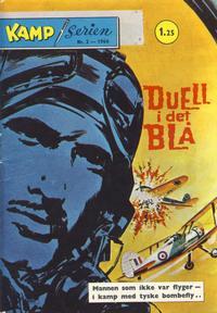 Cover Thumbnail for Kamp-serien (Serieforlaget / Se-Bladene / Stabenfeldt, 1964 series) #2/1964