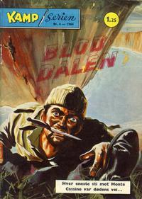 Cover Thumbnail for Kamp-serien (Serieforlaget / Se-Bladene / Stabenfeldt, 1964 series) #4/1964