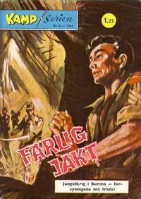 Cover Thumbnail for Kamp-serien (Serieforlaget / Se-Bladene / Stabenfeldt, 1964 series) #6/1964