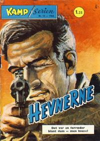 Cover Thumbnail for Kamp-serien (Serieforlaget / Se-Bladene / Stabenfeldt, 1964 series) #13/1964