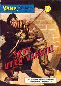 Cover Thumbnail for Kamp-serien (Serieforlaget / Se-Bladene / Stabenfeldt, 1964 series) #15/1964