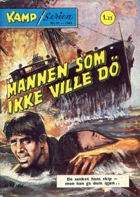 Cover Thumbnail for Kamp-serien (Serieforlaget / Se-Bladene / Stabenfeldt, 1964 series) #17/1964