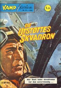 Cover Thumbnail for Kamp-serien (Serieforlaget / Se-Bladene / Stabenfeldt, 1964 series) #19/1964