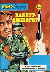 Cover Thumbnail for Kamp-serien (Serieforlaget / Se-Bladene / Stabenfeldt, 1964 series) #52/1969
