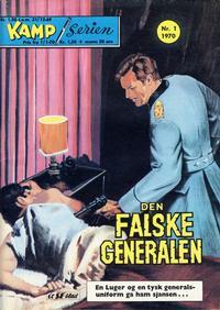 Cover Thumbnail for Kamp-serien (Serieforlaget / Se-Bladene / Stabenfeldt, 1964 series) #1/1970
