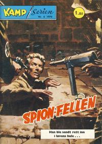 Cover Thumbnail for Kamp-serien (Serieforlaget / Se-Bladene / Stabenfeldt, 1964 series) #6/1970