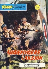 Cover Thumbnail for Kamp-serien (Serieforlaget / Se-Bladene / Stabenfeldt, 1964 series) #7/1970