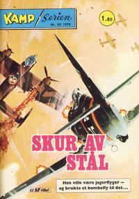 Cover Thumbnail for Kamp-serien (Serieforlaget / Se-Bladene / Stabenfeldt, 1964 series) #43/1970
