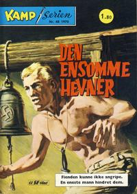 Cover Thumbnail for Kamp-serien (Serieforlaget / Se-Bladene / Stabenfeldt, 1964 series) #48/1970