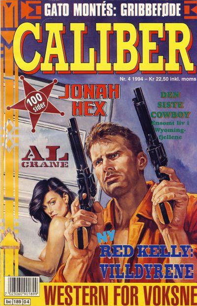 Cover for Caliber (Semic, 1994 series) #4/1994