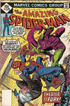 Cover for The Amazing Spider-Man (Marvel, 1963 series) #179 [Whitman]