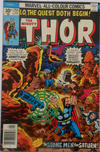Cover Thumbnail for Thor (1966 series) #255 [British Price Variant]