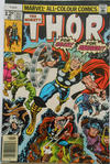 Cover Thumbnail for Thor (1966 series) #257 [British Price Variant]