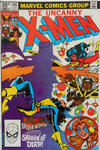 Cover for The Uncanny X-Men (Marvel, 1981 series) #148 [British Price Variant]
