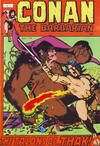 Cover for Conan the Barbarian (Yaffa / Page, 1977 series) #4