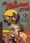 Cover for The Phantom (Feature Productions, 1949 series) #35