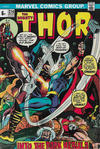 Cover for Thor (Marvel, 1966 series) #214 [British Price Variant]