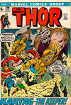Cover Thumbnail for Thor (1966 series) #196 [British Price Variant]