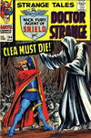 Cover Thumbnail for Strange Tales (1951 series) #154 [British]