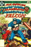 Cover for Captain America (Marvel, 1968 series) #214 [Whitman Edition]