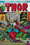 Cover for Thor (Marvel, 1966 series) #213 [British Price Variant]