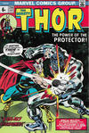 Cover Thumbnail for Thor (1966 series) #219 [British Price Variant]