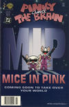 Cover for Pinky and the Brain (DC, 1996 series) #20 [Newsstand]