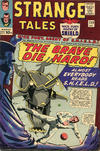 Cover Thumbnail for Strange Tales (1951 series) #139 [British]
