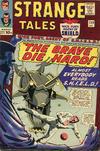 Cover Thumbnail for Strange Tales (1951 series) #139 [British Price Variant]