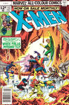 Cover Thumbnail for The X-Men (1963 series) #113 [British]