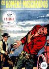 Cover for O Falcão (Grupo de Publicações Periódicas, 1960 series) #169