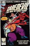 Cover for Daredevil (Marvel, 1964 series) #171 [British Price Variant]