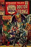 Cover Thumbnail for Strange Tales (1951 series) #161 [British Price Variant]
