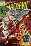 Cover for Daredevil (Marvel, 1964 series) #56 [British]
