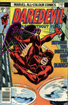 Cover for Daredevil (Marvel, 1964 series) #140 [British Price Variant]