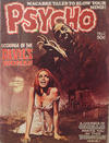 Cover for Psycho (Yaffa / Page, 1976 series) #2