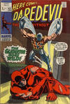 Cover Thumbnail for Daredevil (1964 series) #63 [British Price Variant]