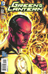 Cover Thumbnail for Green Lantern (2011 series) #52 [The New 52! Variant]