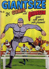 Cover for Giant Size Comic With the Phantom (Frew Publications, 1957 series) #5