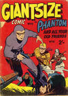 Cover for Giant Size Comic With the Phantom (Frew Publications, 1957 series) #10