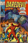 Cover Thumbnail for Daredevil (1964 series) #71 [British Price Variant]