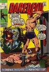 Cover Thumbnail for Daredevil (1964 series) #68 [British]