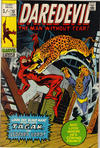 Cover Thumbnail for Daredevil (1964 series) #72 [British Price Variant]