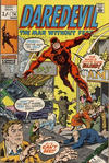 Cover Thumbnail for Daredevil (1964 series) #74 [British Price Variant]